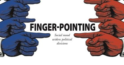 Get the Current Issue Now: Negative Social Mood Has Increased Political Polarization on Both Sides of the Pond