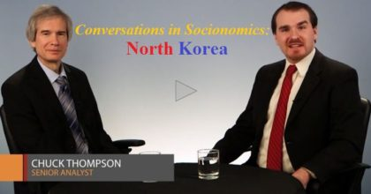 What Social Mood Can Tell Us About North Korean Aggression