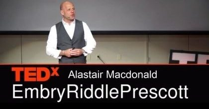 TEDx Talk: Does Social Mood Make the Future Predictable?