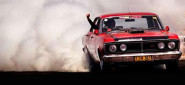 [Article] A Muscle Car Resurrection? Big Social Mood Move Leads to Burning Rubber