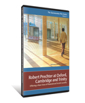 Robert Prechter at Oxford, Cambridge and Trinity DVD