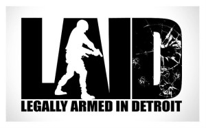 [Mood Riffs] Detroiters Take Up Arms