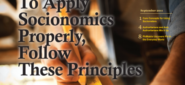 How to Apply Socionomics Properly
